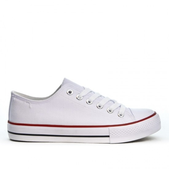 Tennis basses Blanches