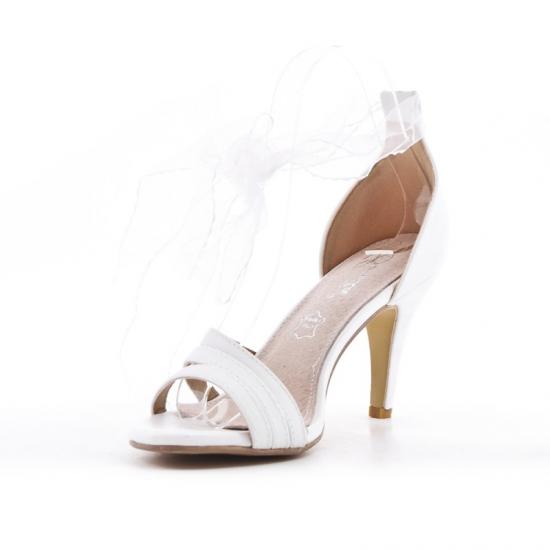 Sandales à ruban