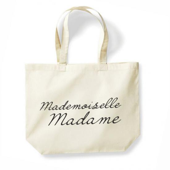 Sac cabas Mademoiselle