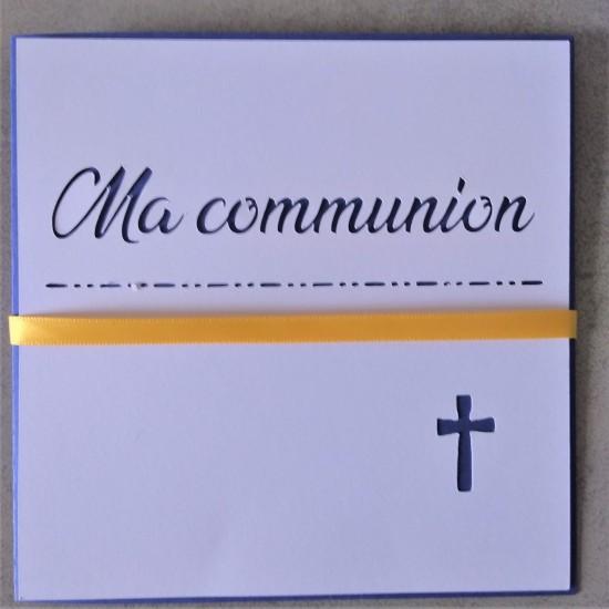 Communion croix