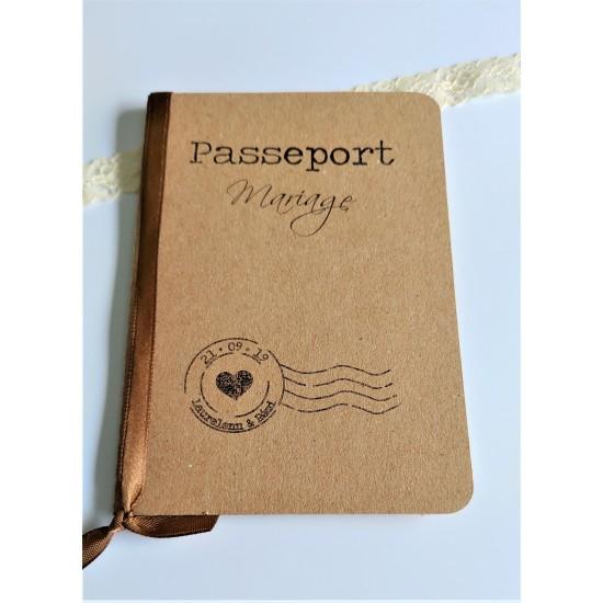 Passeport Kraft