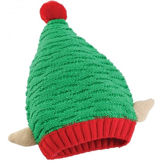 Bonnet de Lutin tricot