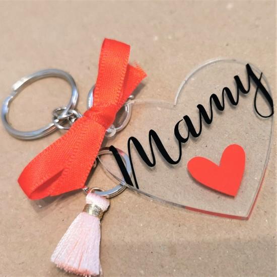Porte-clé Mamy